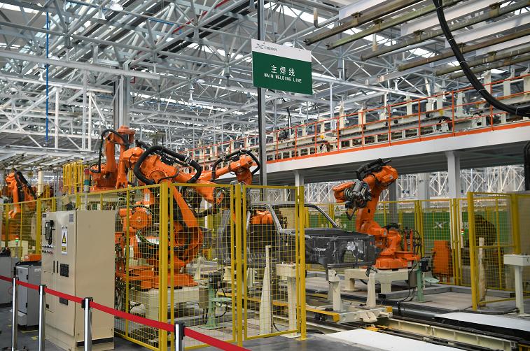 新旧动能转换现场观摩|中兴汽车日照生产基地年底投产,年产5万辆整车