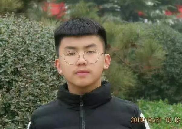 闪电寻人丨东阿县高集镇17岁男孩张希明走失3天未归 家人急寻