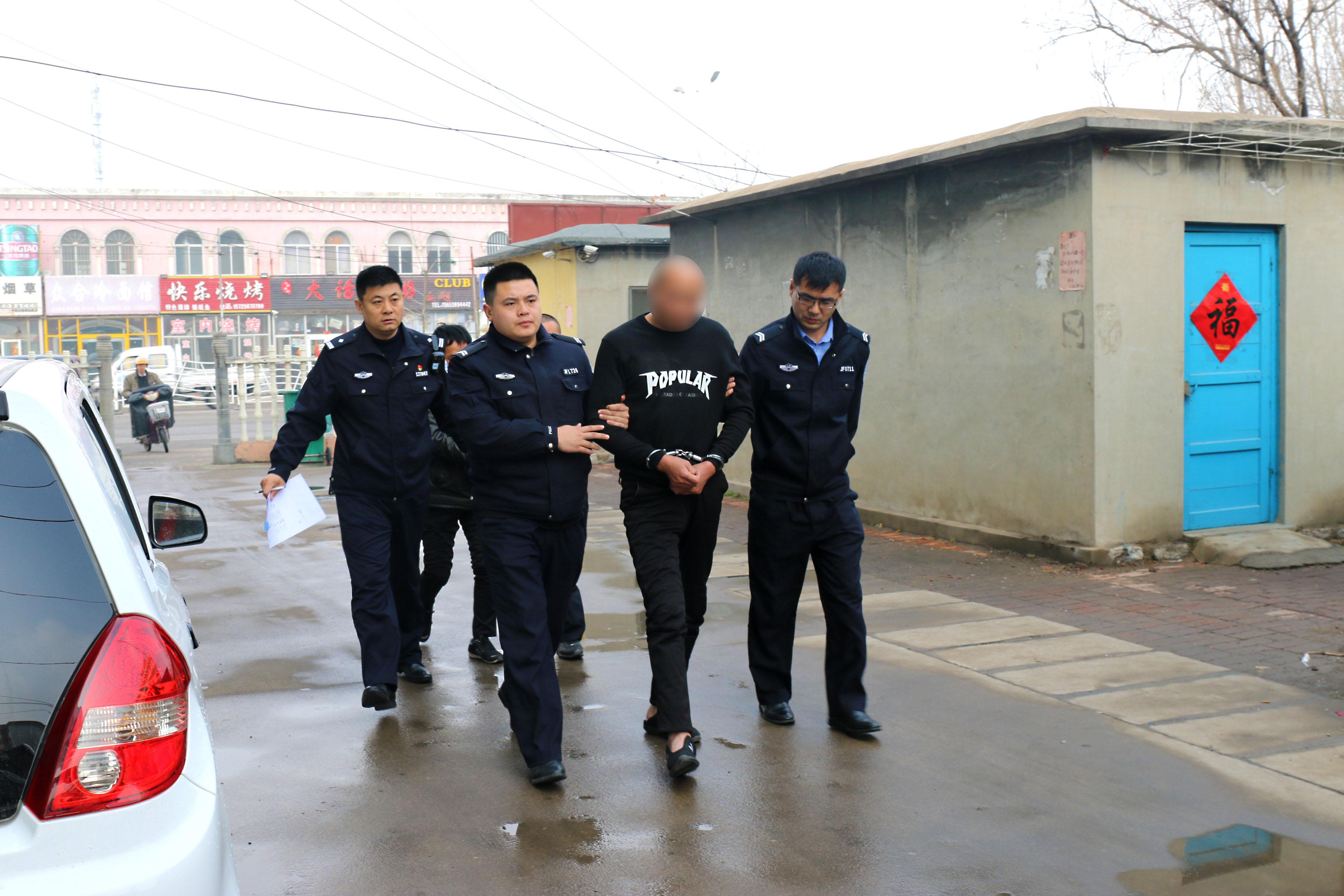 赞! 潍坊滨海公安破获系列电动车电瓶被盗案
