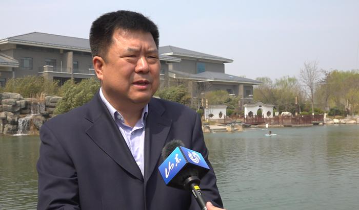 聊城市政协委员刘光辉:做好重点项目 推进文旅兴市