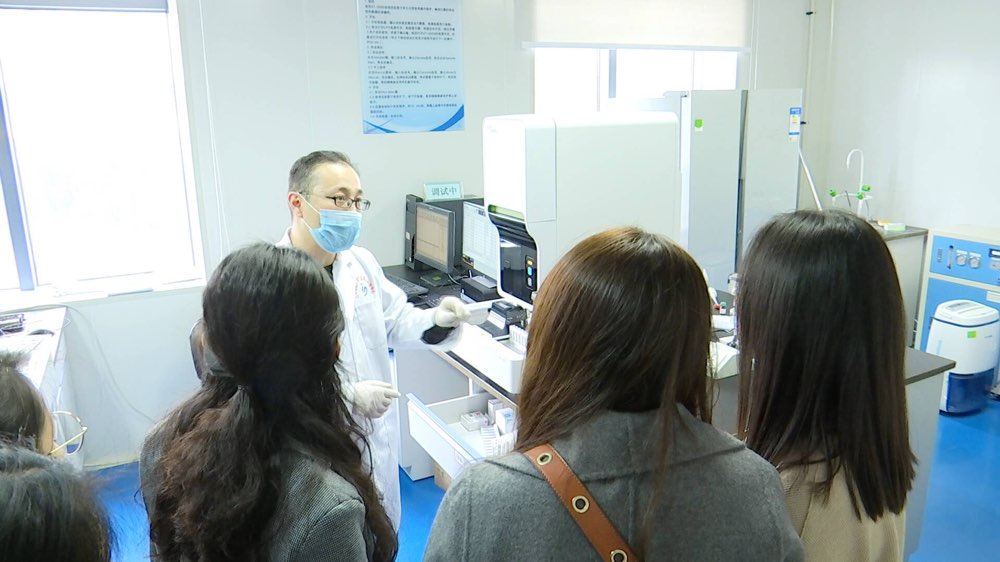 山东省医疗器械产品质量检验中心举行开放日活动 高端设备亮相