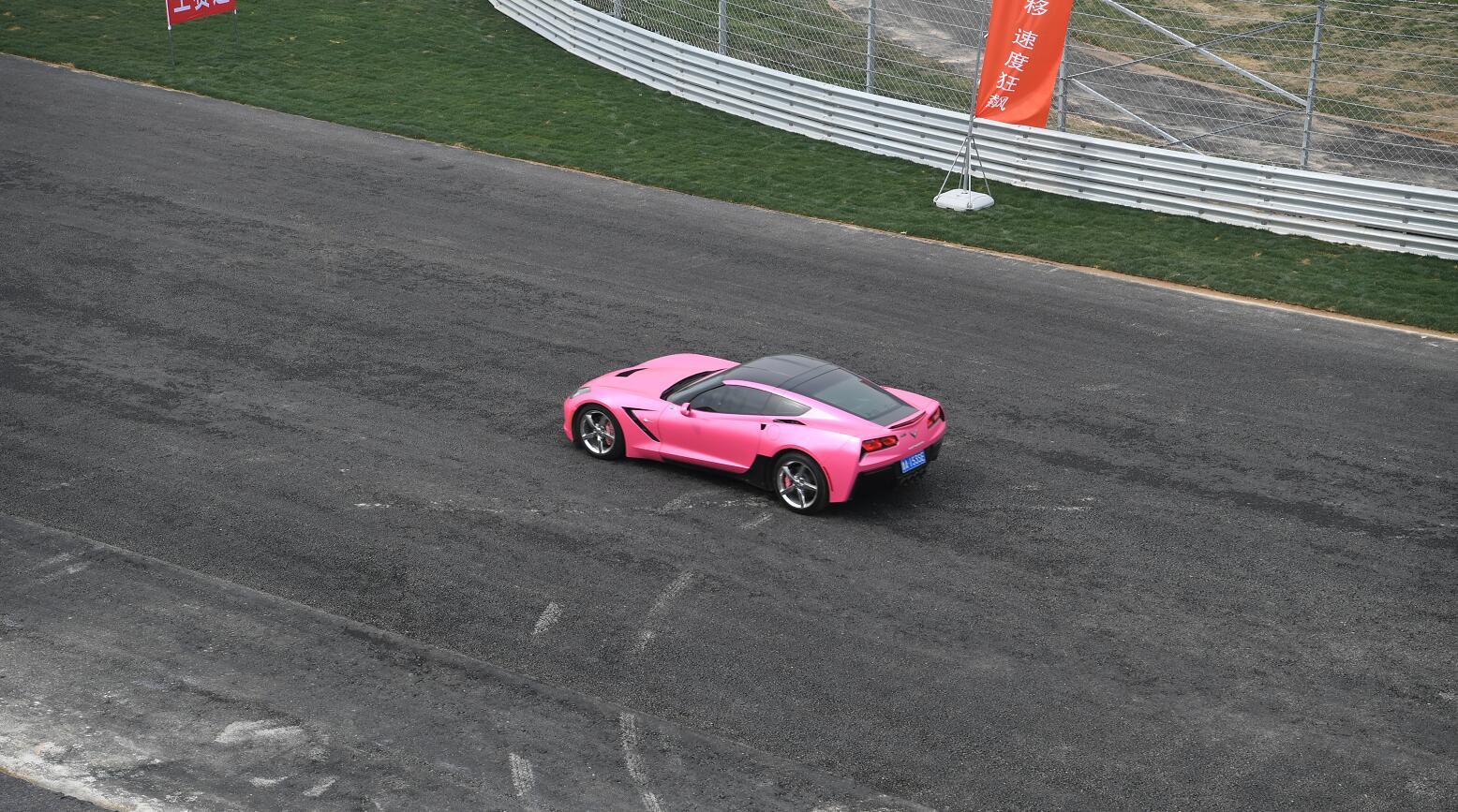 新旧动能转换现场观摩会|全省唯一国际F3标准赛道!定陶打造汽车高端服务新城