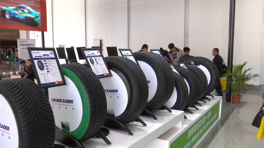 山东2018年出口轮胎近380万吨 占全国比重超过70%