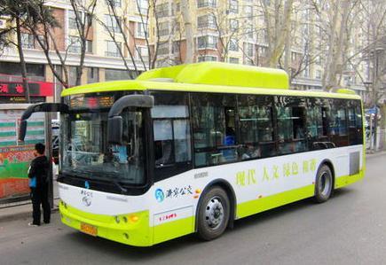 3月25日起济宁开通3条高峰时段大站快车公交线路