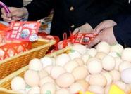 """阳信县开展""""土鸡蛋""""""""五毛食品""""专项排查"""