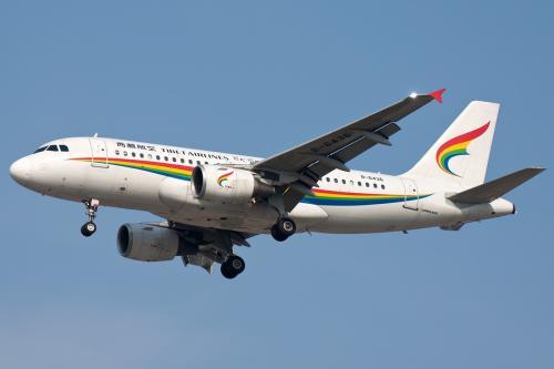 西藏航空夏航季新增18条航线 济南到拉萨更方便