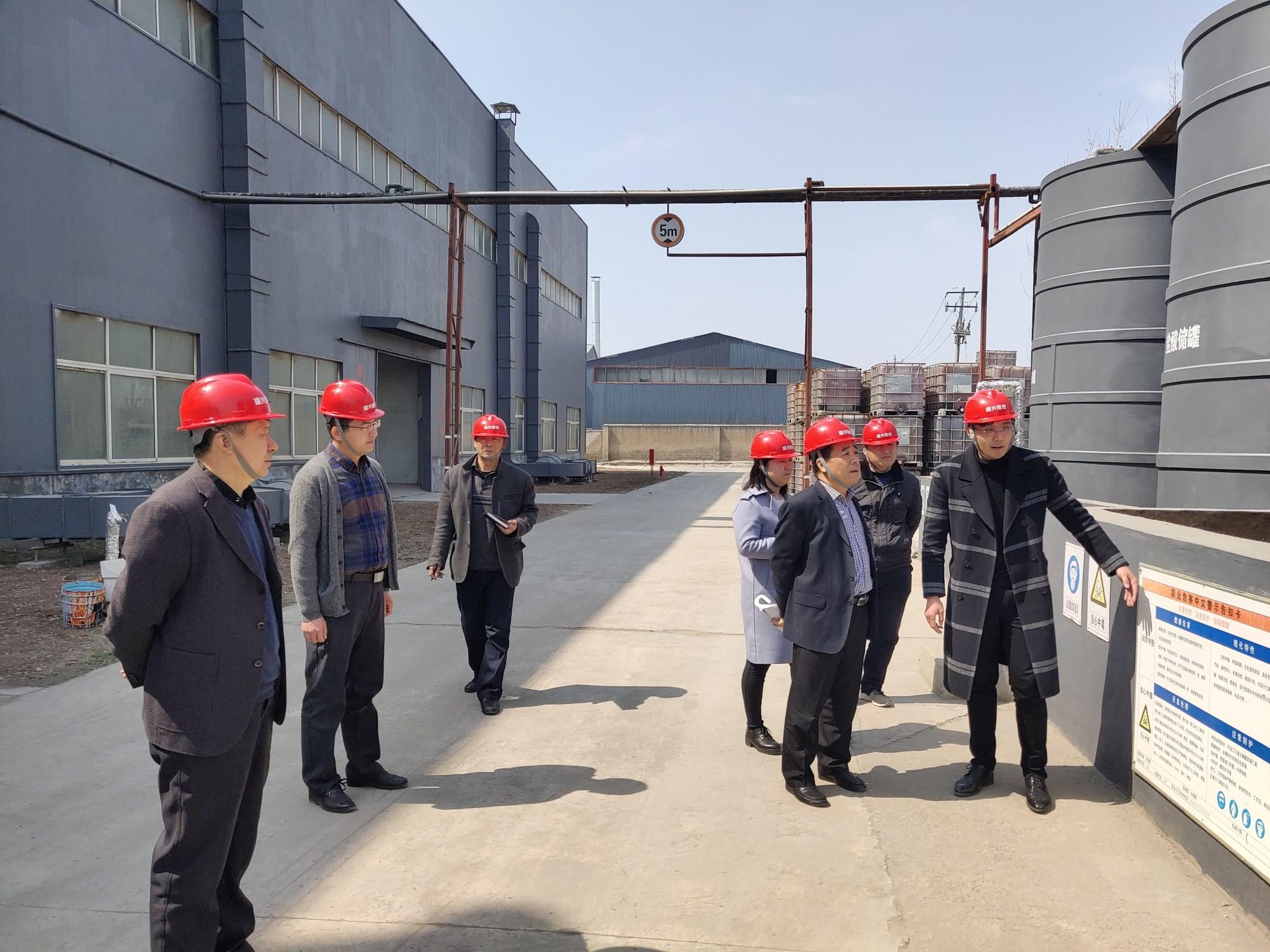 限期整改、立案查处!枣庄峄城排查出化工企业安全隐患52项