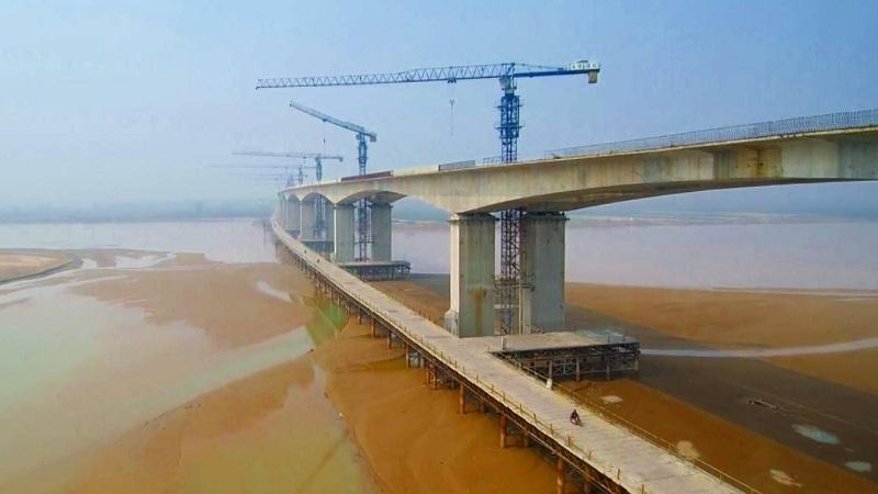 【今日聚焦】菏泽东明:黄河公路大桥建设7年 究竟何时通车?