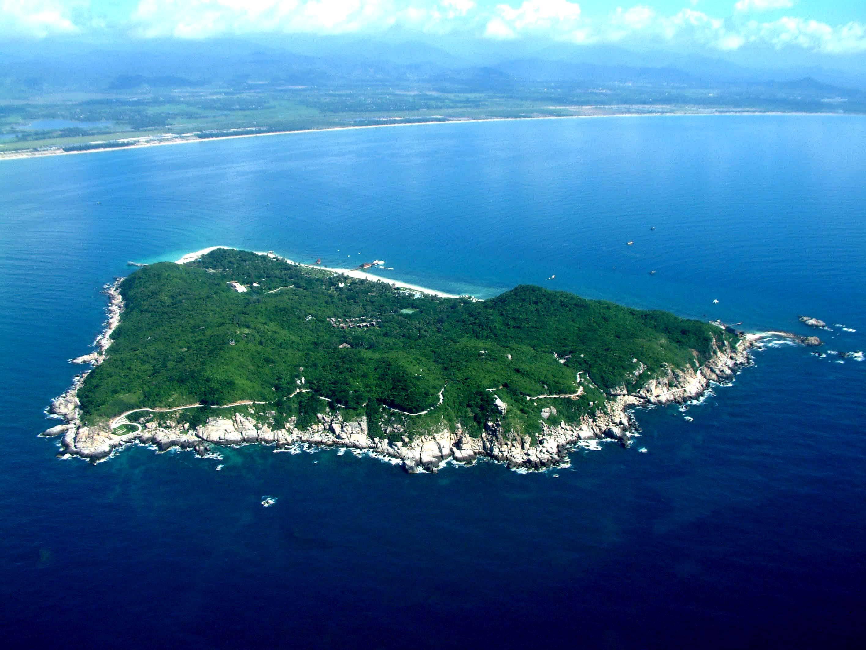蜈支洲岛环岛路为什么不让游客下车拍照,原因是……