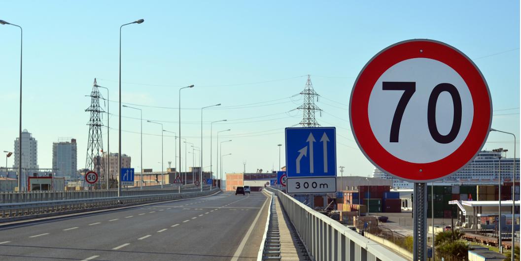 注意!聊城城区部分道路调整最高限速值 4月10日起启用抓拍