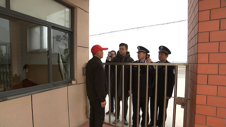 重拳出击!济宁开展涉水企业污染防治专项检查行动