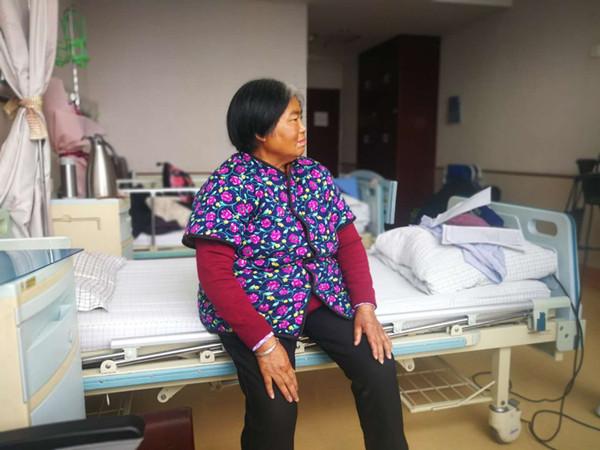 世界领先技术! 山东首例离体肝切除自体肝移植手术患者出院