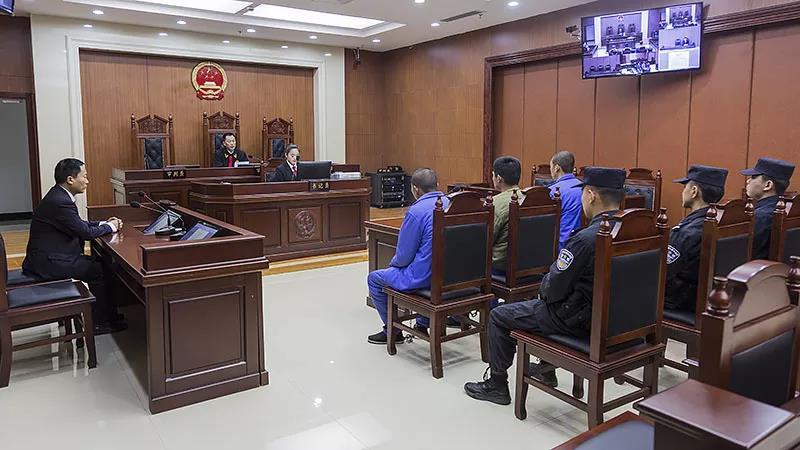 巨野法院集中宣判两起涉黑恶案件