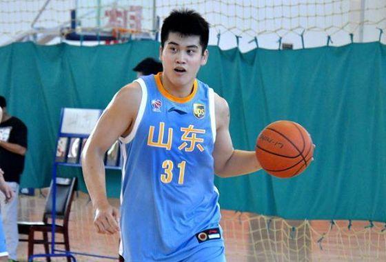 徐煜峰加盟陕西信达 新赛季将征战NBL