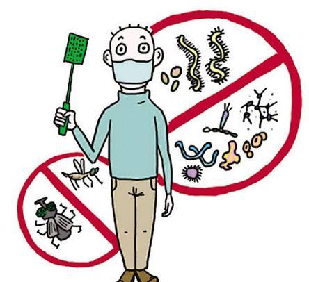 濟南市疾控中心提醒:進入四月要提防這些傳染病!
