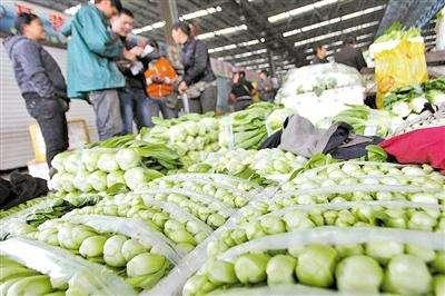 济南出台十三五农产品批发市场发展规划 涉及匡山堤口果品等