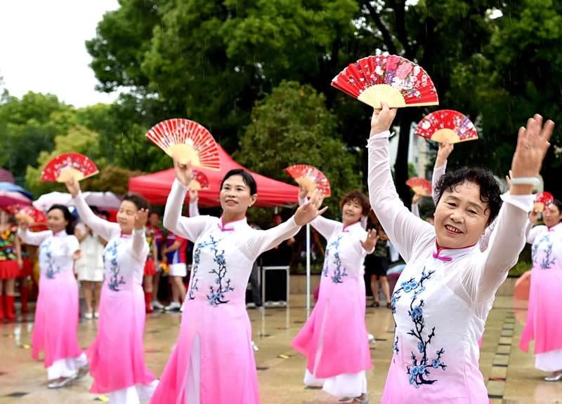 """有才你就来!潍坊昌乐""""庆祝建国70周年""""广场舞大赛4月25日起报名"""