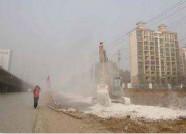 建筑工程扬尘治理不力 潍坊恒信新悦等多个项目被通报