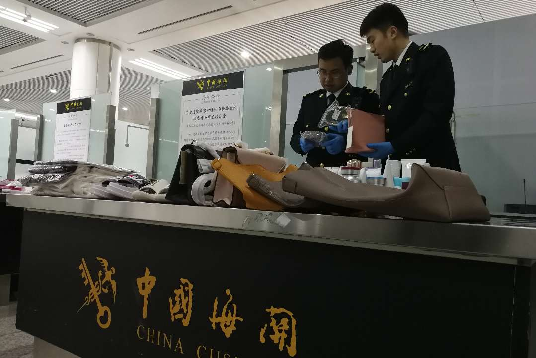 行邮税税率下调首日 青岛海关个人物品通关近10万票