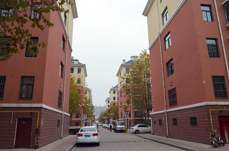 德州今年改造82个老旧小区 惠及群众9409户