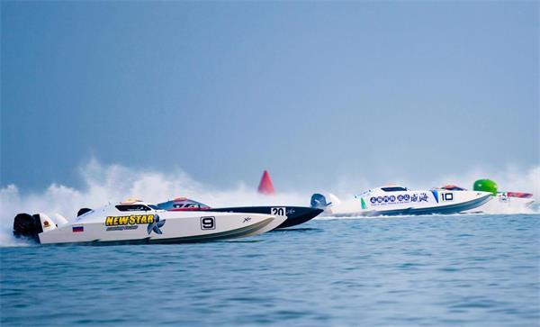 号角已吹响 3项国际、国家赛事将在威海南海新区开赛
