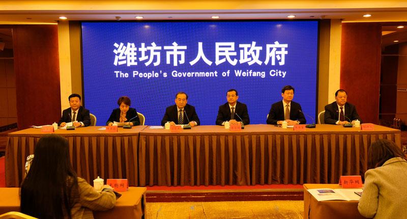 潍坊国家农业开放发展综试区重点项目进展顺利 激励政策先行先试