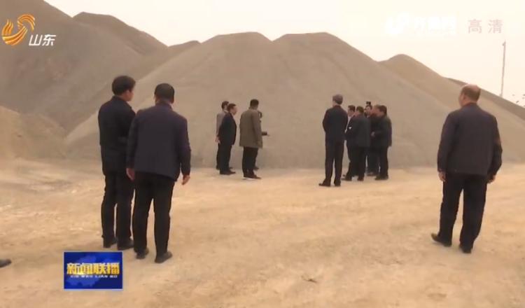【问政山东·追踪】宁阳采石项目已停工 相关人员被传唤