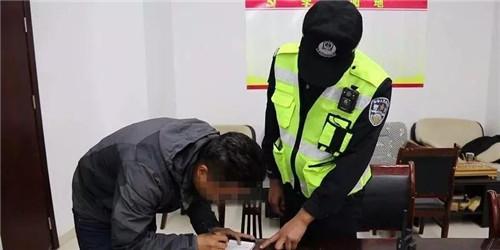 连续恶意别车!网友微博举报路怒 潍坊交警1小时迅速查处
