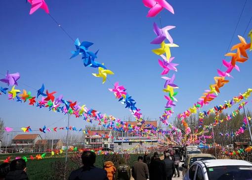 """不仅有""""桃花海""""还有非遗和戏曲 潍坊昌乐将举办第二十九届桃花年会"""