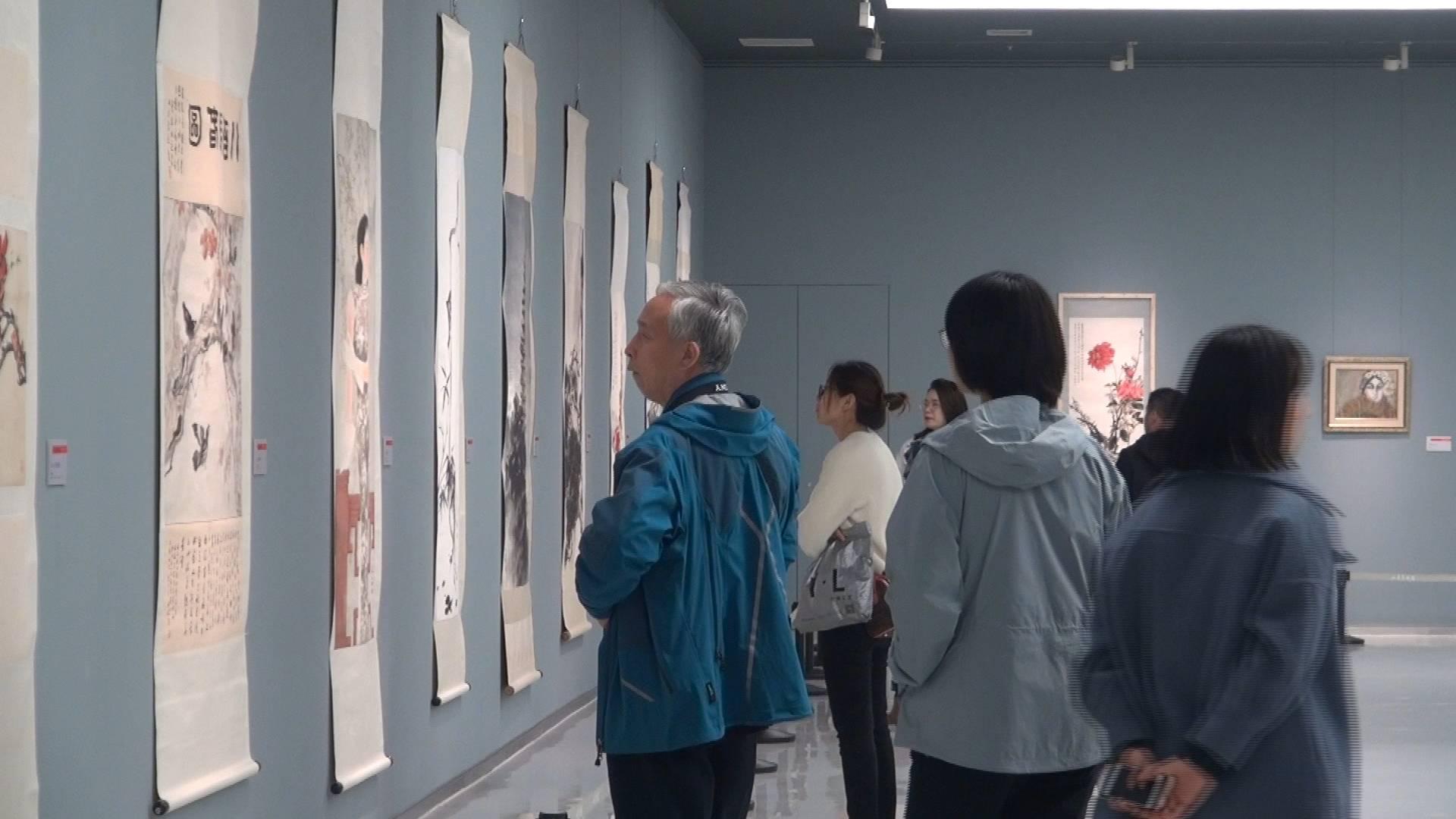 免费取票! 山东美术馆迎来岭南画派代表人物作品展
