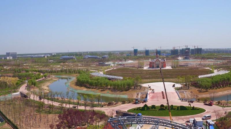 47秒|总投资203亿元!聊城高新区26个重点项目集中开工