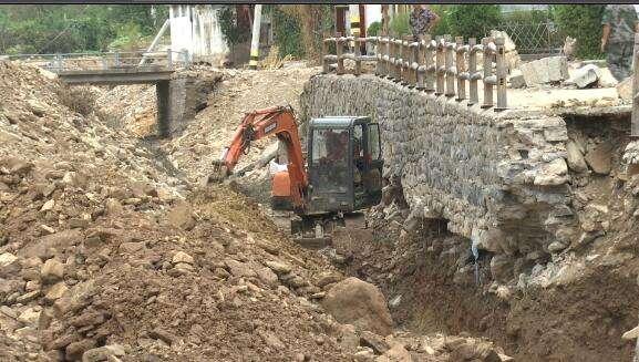 山东省交通运输厅全力支援潍坊市灾后交通设施建设