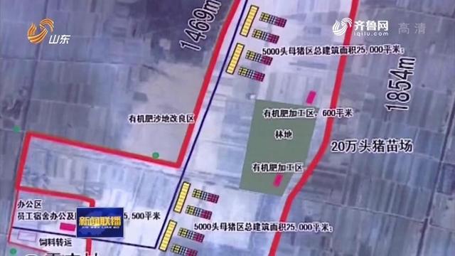 夏津外环规划图