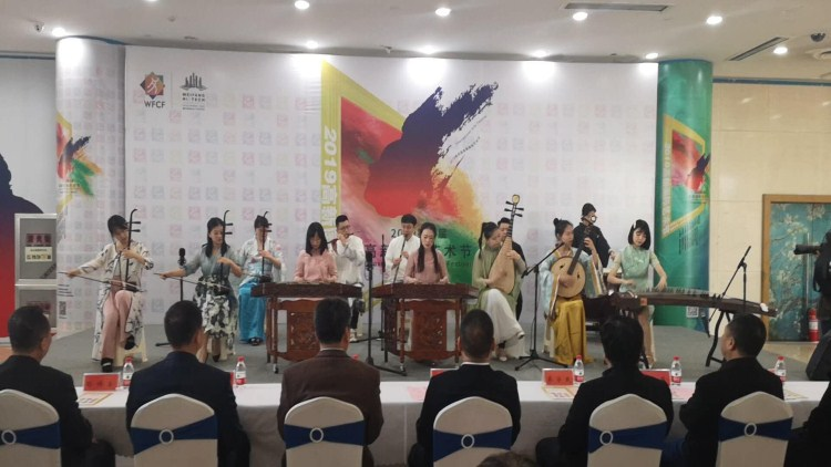潍坊第四届高新国际艺术节开幕 高新科技、非遗项目、名家书画精彩呈现