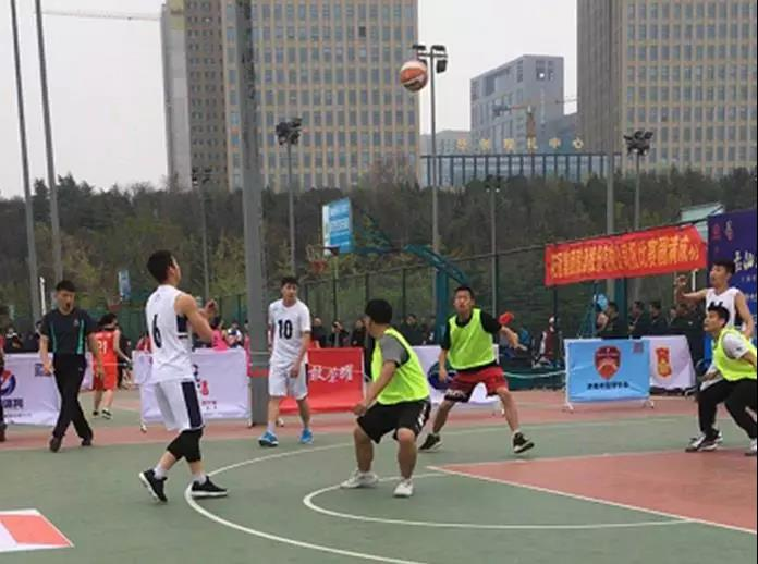 热血!中国三人篮球