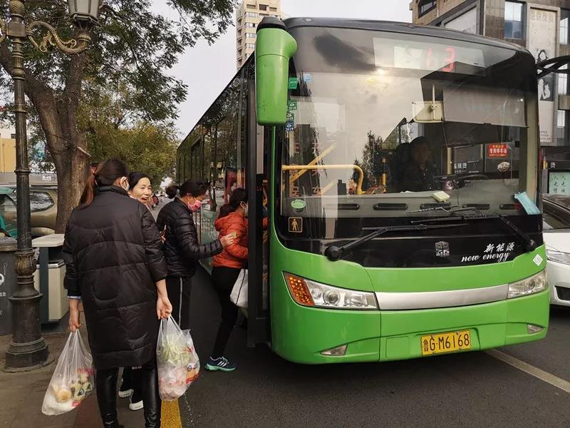 2路、15路、20路……寿光今年开设7条公交线路直达菜博会