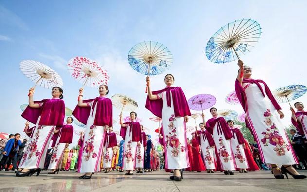 穿汉服、赏非遗……寿光第二届牡丹文化节将举办一大波精彩活动
