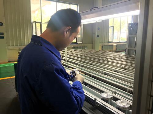 26秒丨滨州渤海活塞产品聚焦中高端 生产方式向智能化转变