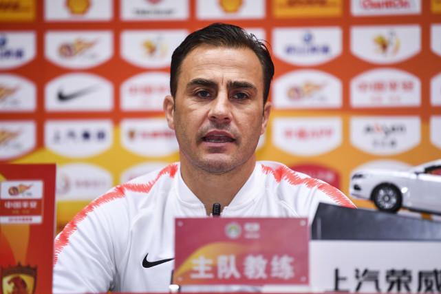 卡纳瓦罗:会限制鲁能进攻手段 布朗宁是一个中国球员