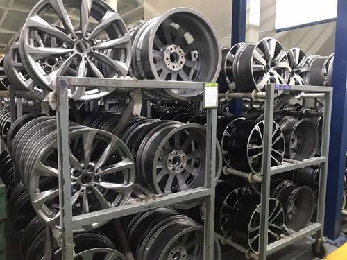 33秒丨滨州盟威戴卡引领全球轮毂轻量化创造科技新前沿