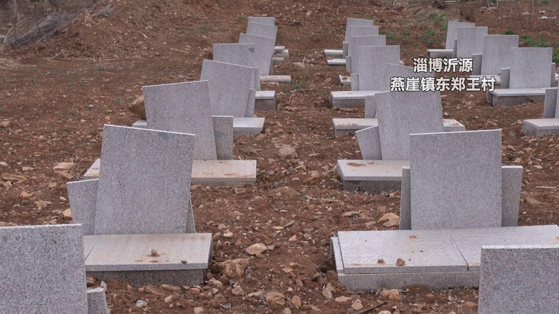 问政山东丨有的公墓闲置无人用,有的卖五万一个 厅长直指症结:规划不合理!