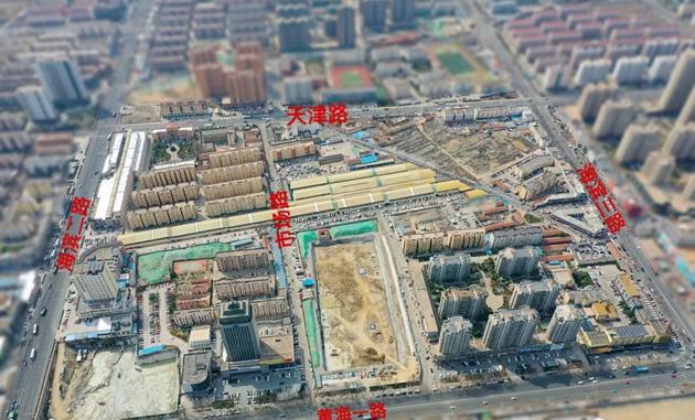 """石臼市场改造提升再进一步 将以""""石臼老街""""为主题打造海文化一条街"""