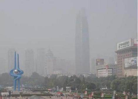 连续3天中至重度污染!山东10城发布橙色预警并启动Ⅱ级应急响应