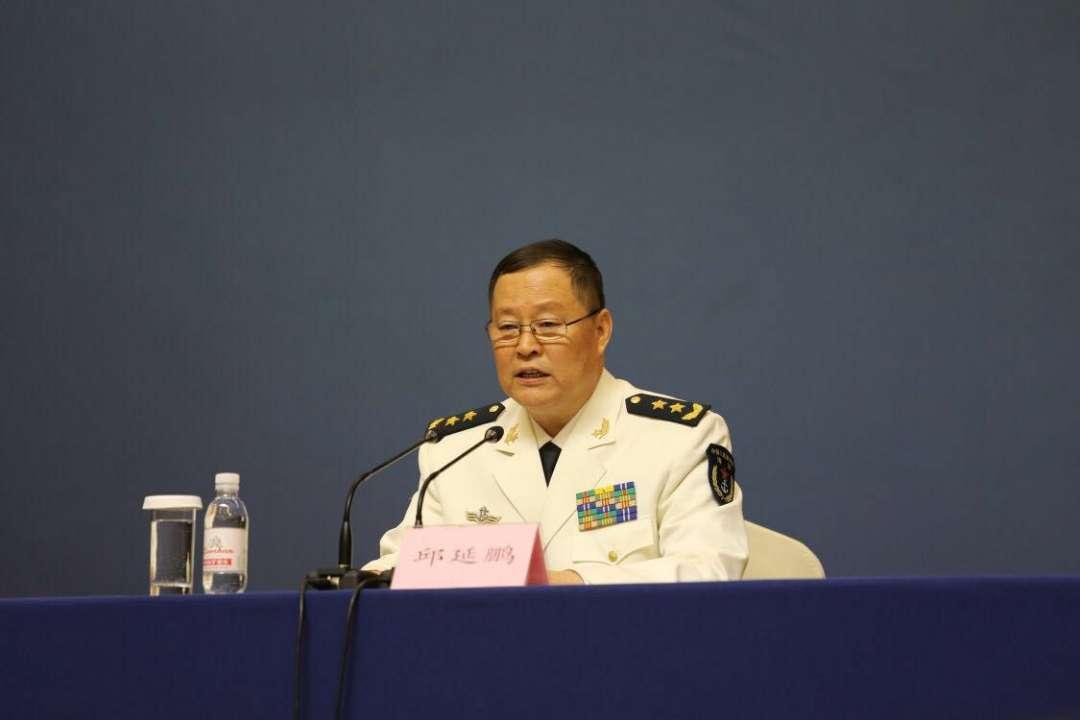 32艘舰艇、39架战机参加阅兵 中国海军成立70周年多国海军活动首场发布会举行