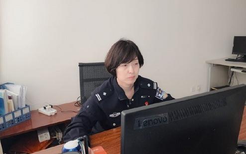 东营考生丢失身份证 滨州民警为其开通绿色通道办理证明