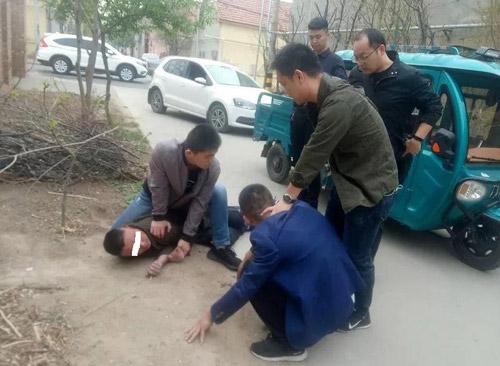 滨州两男子多次盗窃电缆、消防阀门 涉案3万余元被刑拘