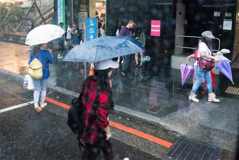 海丽气象吧丨未来一周济宁多降雨 25日冷空气来袭