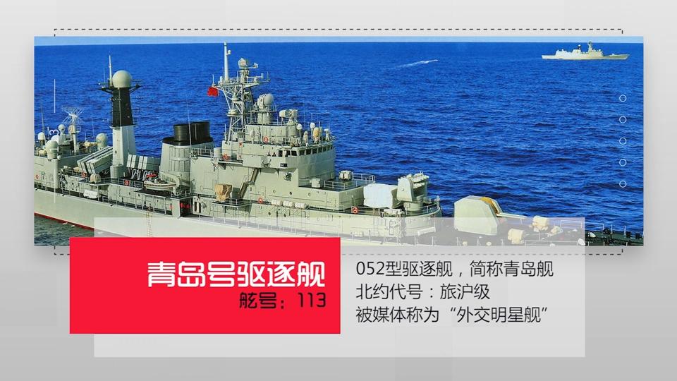 80秒丨骄傲!人民海军中这些舰艇都以山东地名命名