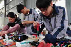 家长必看!淄博13所中等职业学校具有学历教育资质 共41个专业