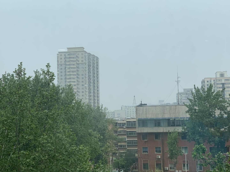 海丽气象吧 | 山东本周迎来持续阴雨天 大气污染仍将停留